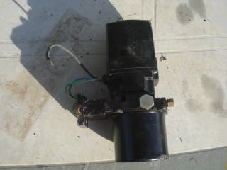 BOMBA NAUTICA POWER TRIM BARCO EMBARCACION