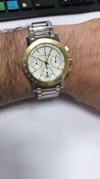 Magnifico reloj- Girard Perregaux 7001