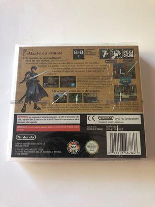 Fire Emblem Shadow Dragon; Nintendo Ds, Nuevo!!!!