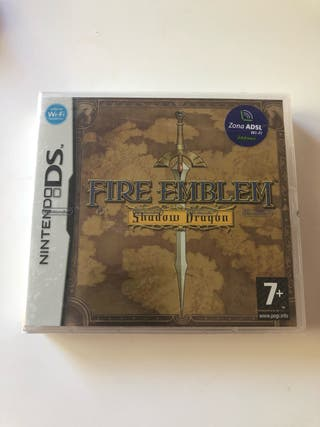 Fire Emblem Shadow Dragon; Nintendo Ds, Nuevo!!!!