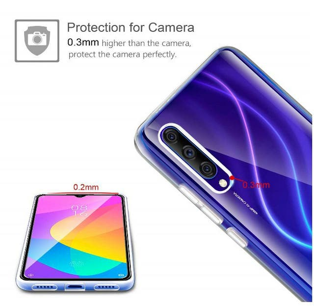 Funda + cristal Xiaomi Mi A3