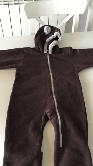 Mono nieve Bebe COLUMBIA. Talla 24 meses