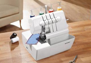 maquina de coser y remalladora