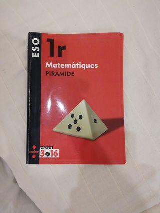 Libro 1°Eso matematicas