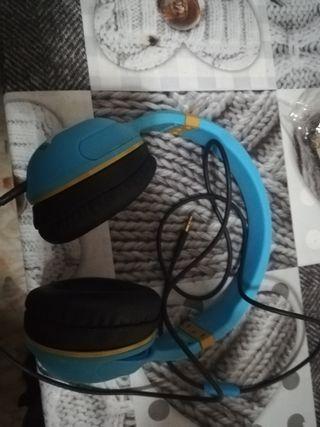 cascos por cable