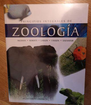 Principios integrales de zoología.