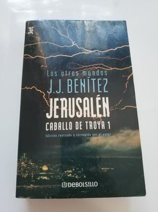 JERUSALEN. CABALLO DE TROYA 1. J.J. BENITEZ