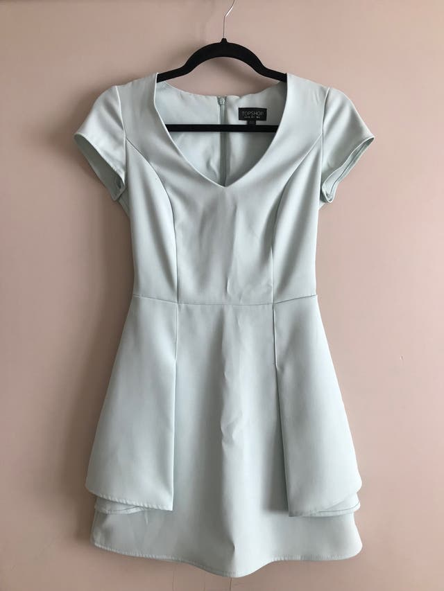 TOPSHOP minid dress