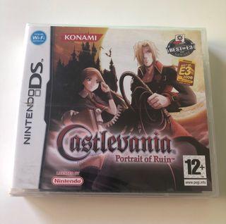 Castlevania~ Portrait of Ruin, Nintendo Ds, Nuevo!