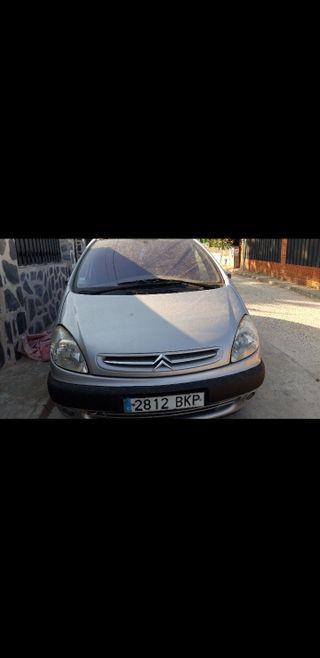coche 2000 HDI