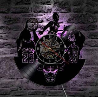 Reloj de pared Michael Jordan