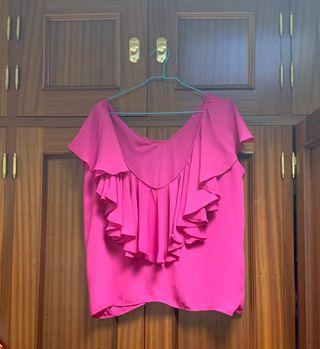 Blusa traje de flamenca