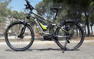 Bicicleta eléctrica focus impulse RS