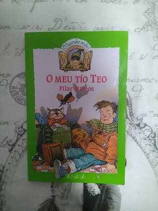 Libros infantiles en gallego