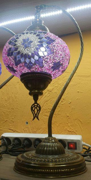 Lámpara turca cisne 3 1