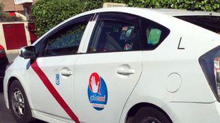 licencia taxi madrid