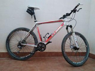 "Bicicleta de montaña rígida rueda 26"""