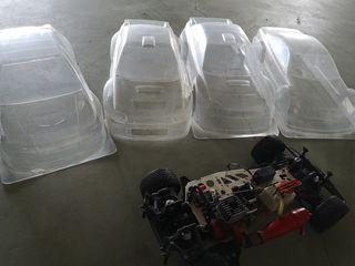 coches radicontrol gasolina