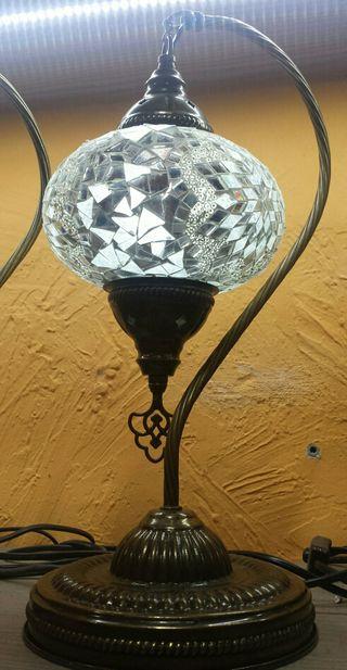 Lámpara turca cisne 3 3