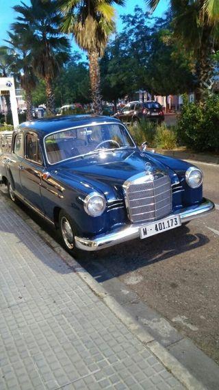Mercedes-Benz GLC 1957