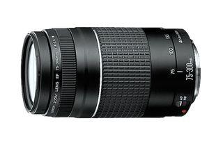 Objetivo Canon EF 75-300 en perfecto estado