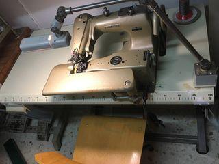 Máquina de coser Treasure.