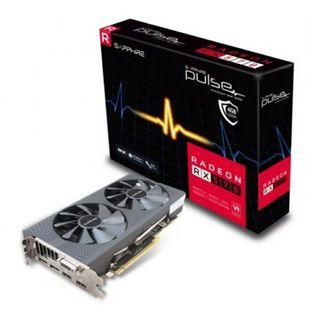 Tarjeta grafica Sapphire Pulse RX 570 4GB GDDR5