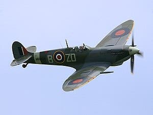 brújula de avión spitfire. 2 guerra mundial