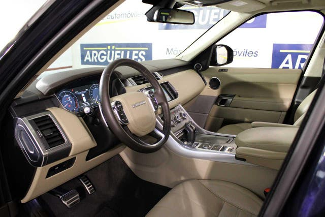 Land-Rover Range Rover Sport 5.0 V8 SC 510cv Autobiography Dynamic