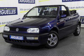 Volkswagen Golf 1.8 Cabrio