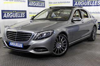 Mercedes Clase S Nacional IMPECABLE