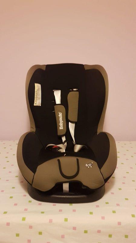 silla seguridad coche