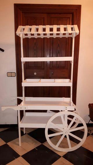 carrito candy bar 180cm