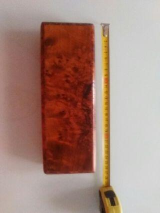 joyero de madera