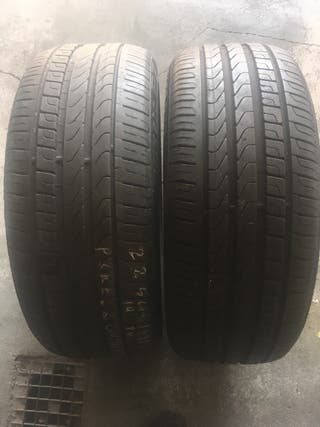 Neumático 225/45 R 18 Runflat