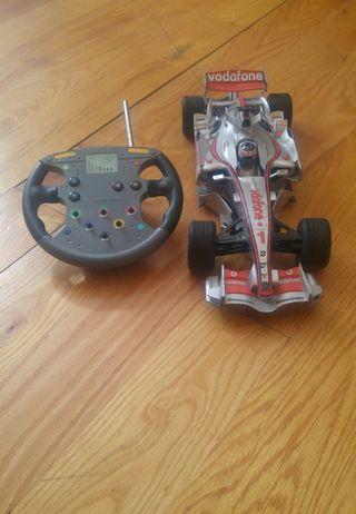 Coche teledirigido de Fórmula 1.