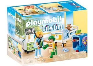 Playmobil 70192 Especialista Pediatra