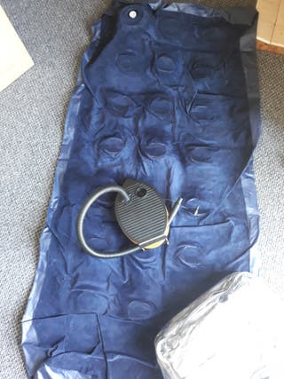 Inflatable mattress