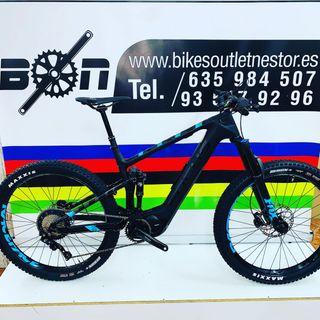 Bicicleta eléctrica Focus jam2 c plus nueva