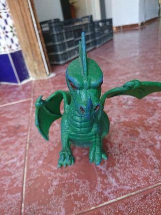 Dragón decorativo o juguete