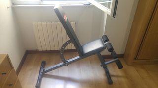 Banco de musculación Weider PRO130