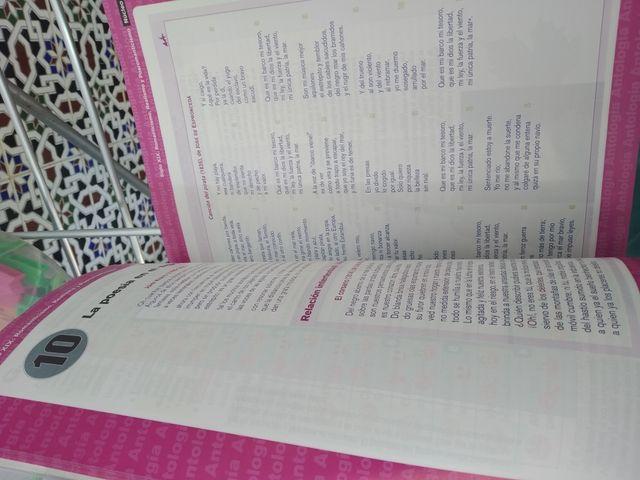 Libro de guía de lectura de 1° de bachillerato