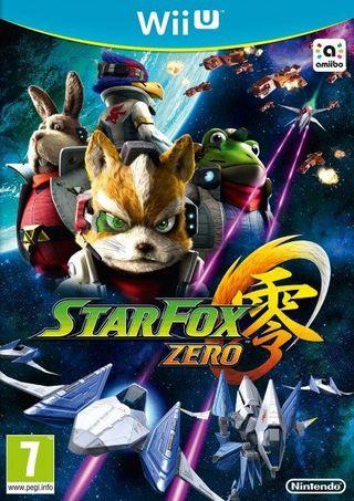 Star Fox Zero WIIU Pal/esp PRECINTADO