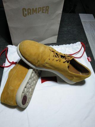 zapatos marca Camper señora