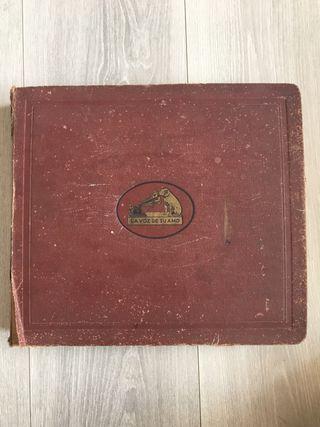11 discos Gramófono