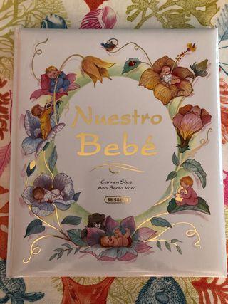 Libro Nuestro Bebé