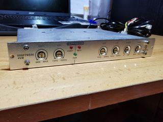 Rainbow 4v8 crossover Car audio