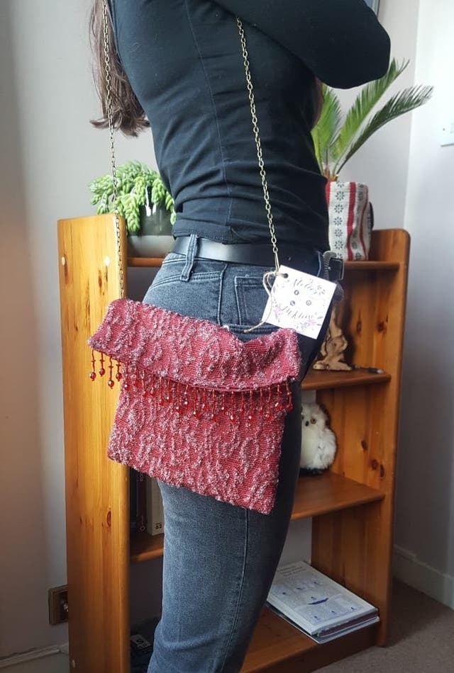 Handmade bags from Chile