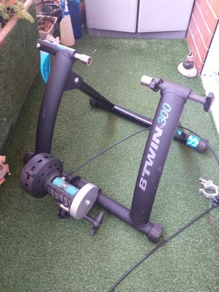 Rodillo decathlon btwin 300