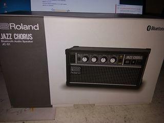 Roland jazz chorus jc01